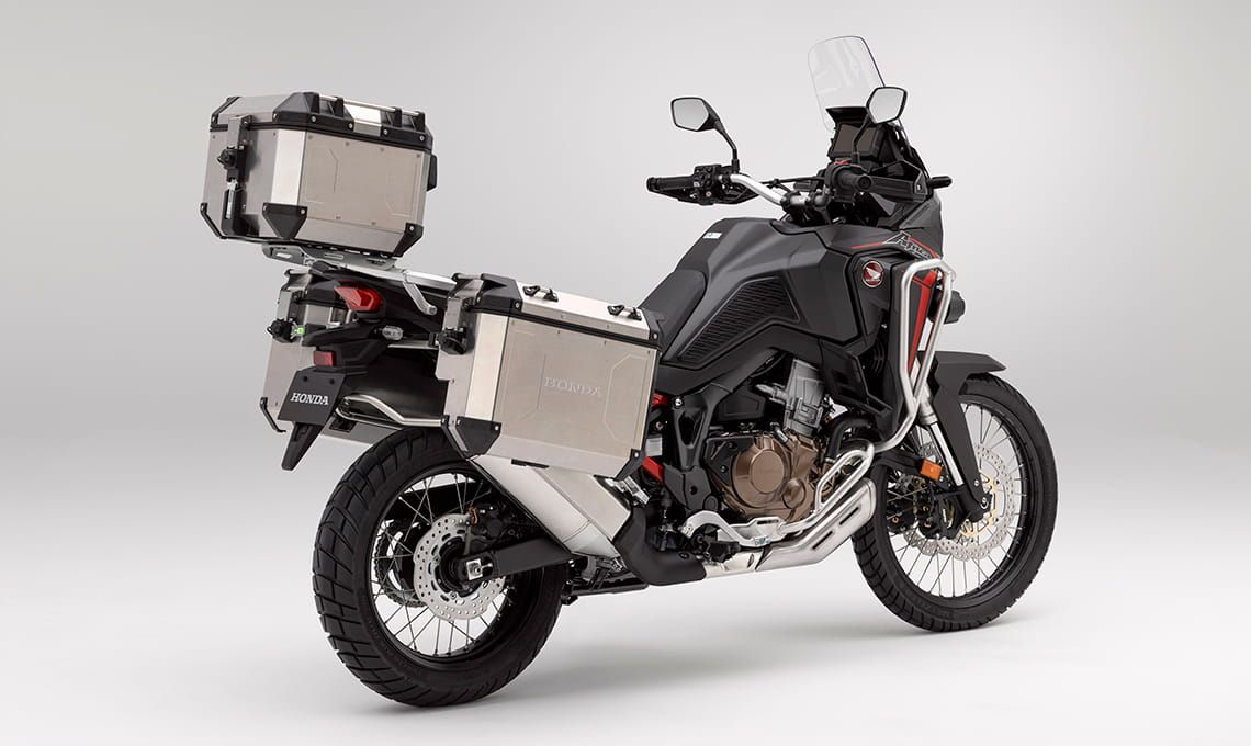 Мотоцикл Honda Africa Twin CRF1100 AL Black - 9