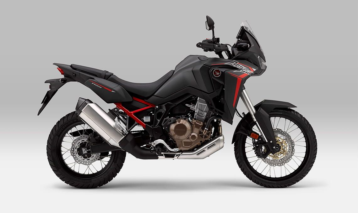 Мотоцикл Honda Africa Twin CRF1100 AL Black - 7