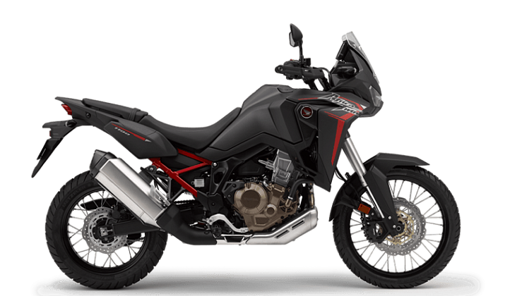 Мотоцикл Honda Africa Twin CRF1100 AL Black - 1