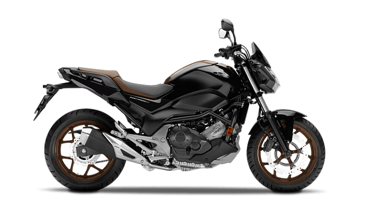 Мотоцикл Honda NC750S – DCT Black & Brown - 1