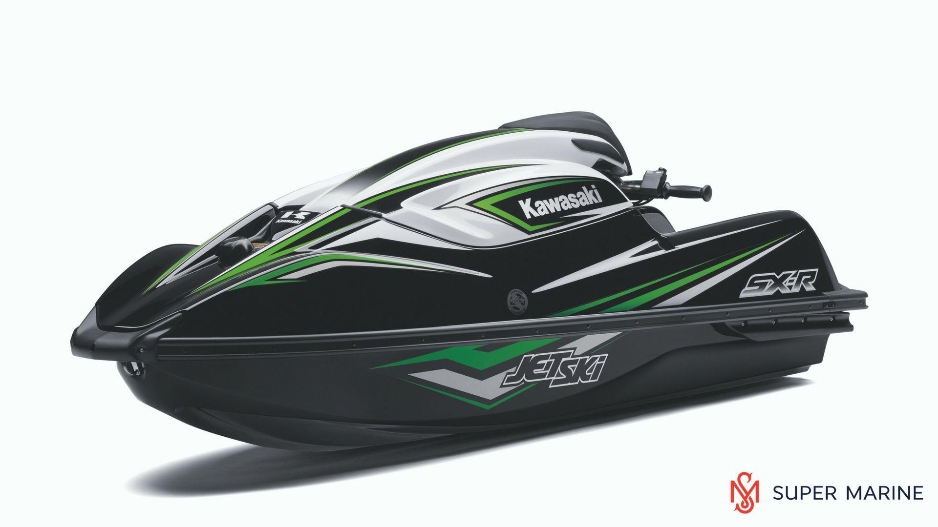 Гидроцикл Kawasaki Jet Ski SX-R Черный 2020 - 1