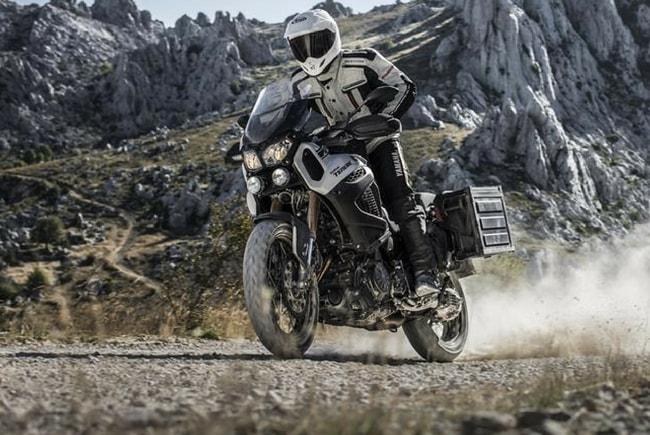 Вседорожные мотоциклы Yamaha
