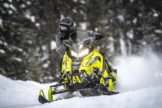 Снегоходы кроссоверы Polaris