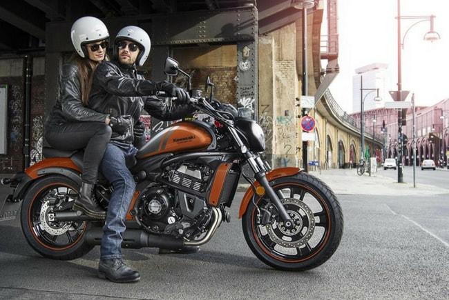 Круизеры мотоциклы kawasaki