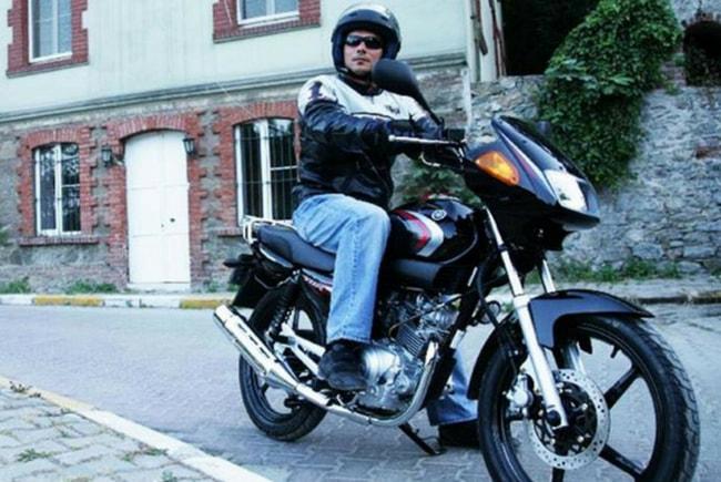 Малокубатурные мотоциклы Yamaha