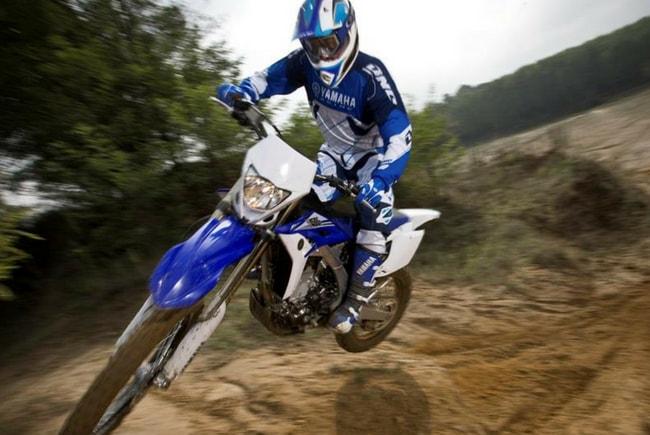 Мотокроссовые мотоциклы Yamaha