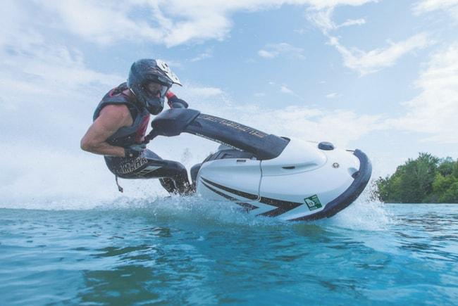 Спортивные гидроциклы Yamaha