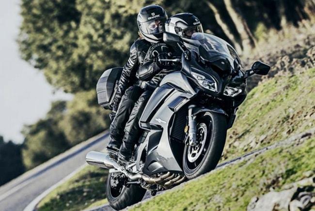 Мотоциклы Yamaha Спорт-туризм