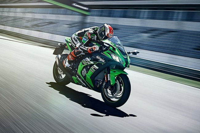Суперспорт мотоциклы kawasaki