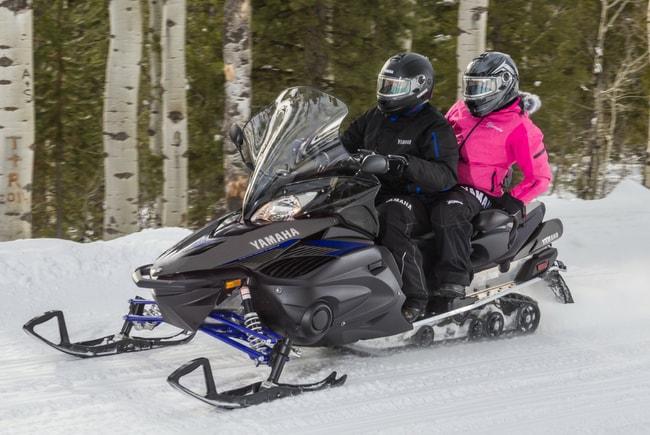 Туристические снегоходы Yamaha