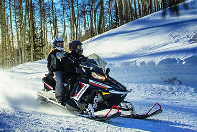 Туристические снегоходы Polaris