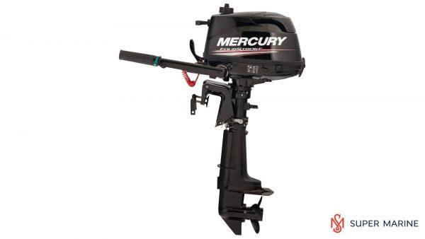 Четырехтактный лодочный мотор MERCURY F6 M - 4