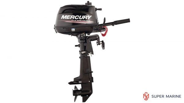 Четырехтактный лодочный мотор MERCURY F6 M - 2