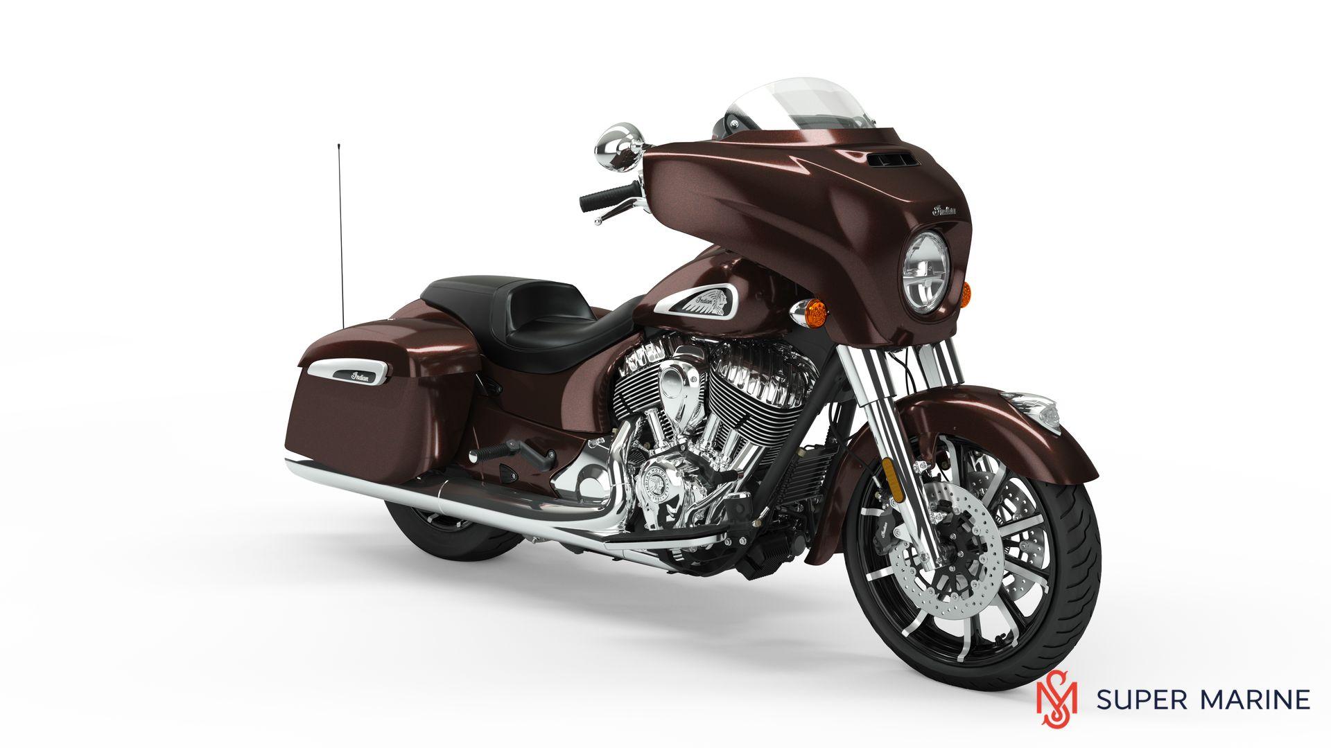 Мотоцикл Indian Chieftain Limited Dark Walnut 2019 - 1