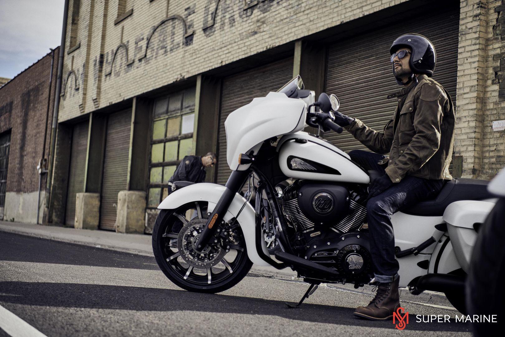 Мотоцикл Indian Chieftain Dark Horse Bronze Smoke 2019 - 17