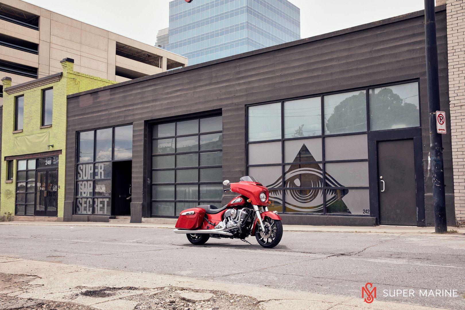 Мотоцикл Indian Chieftain Limited Dark Walnut 2019 - 18