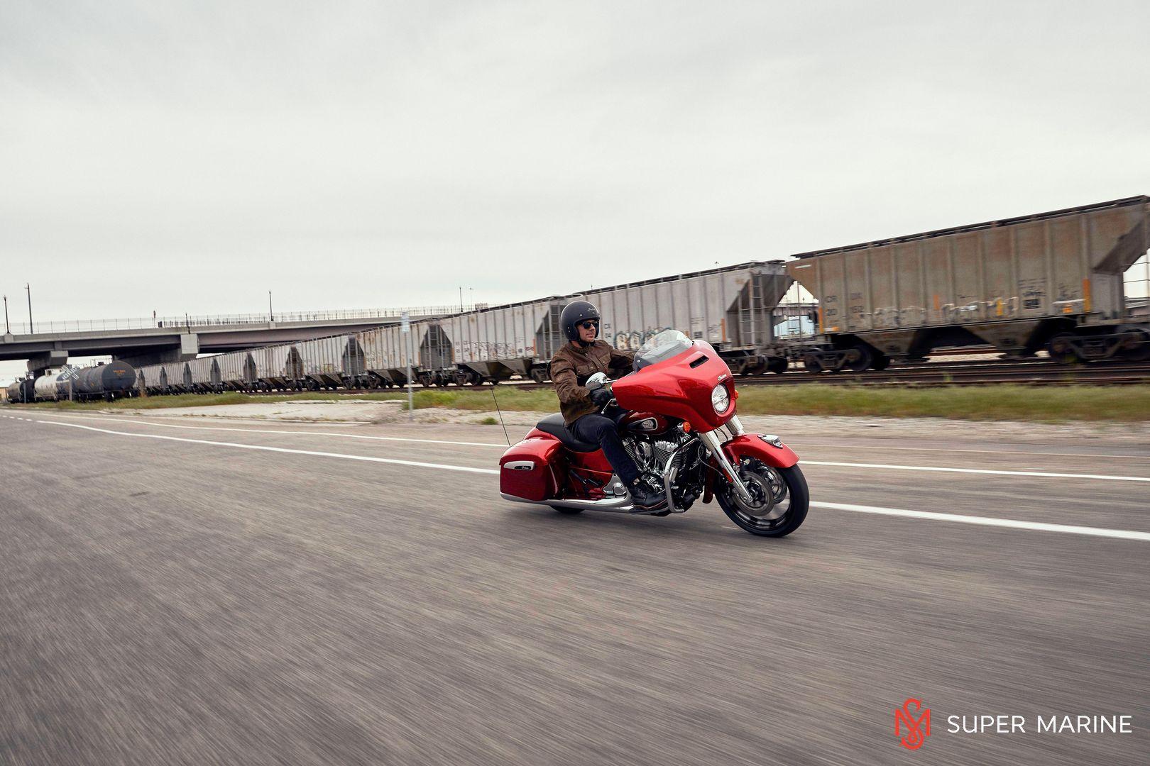 Мотоцикл Indian Chieftain Limited Dark Walnut 2019 - 19