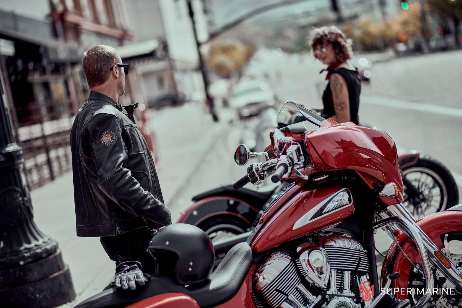 Мотоцикл Indian Chieftain Limited Dark Walnut 2019 - 21