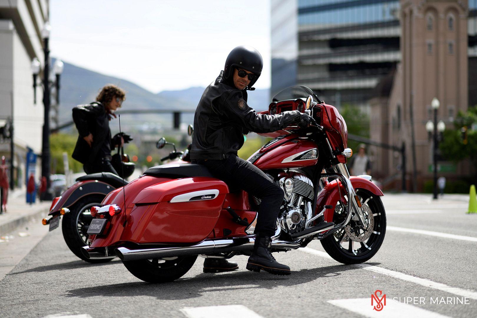 Мотоцикл Indian Chieftain Limited Dark Walnut 2019 - 15
