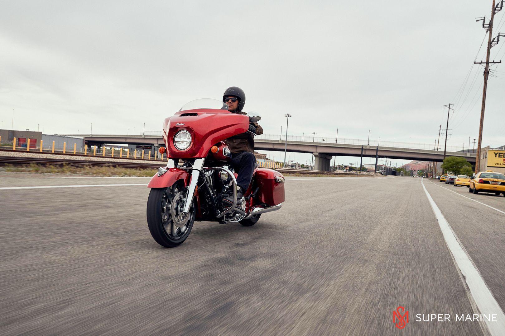 Мотоцикл Indian Chieftain Limited Dark Walnut 2019 - 16