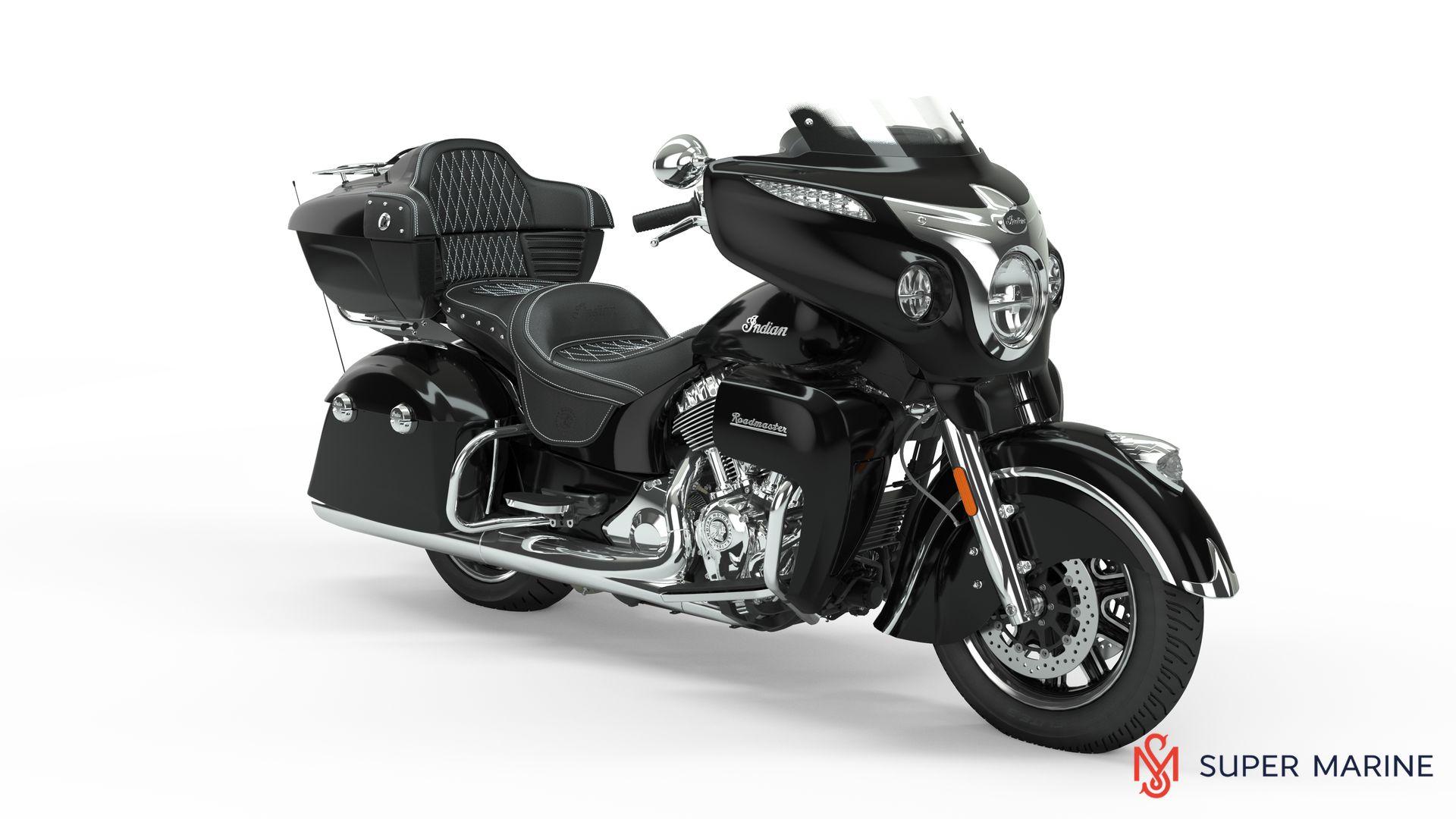 Мотоцикл Indian Roadmaster Thunder Black 2019 - 1