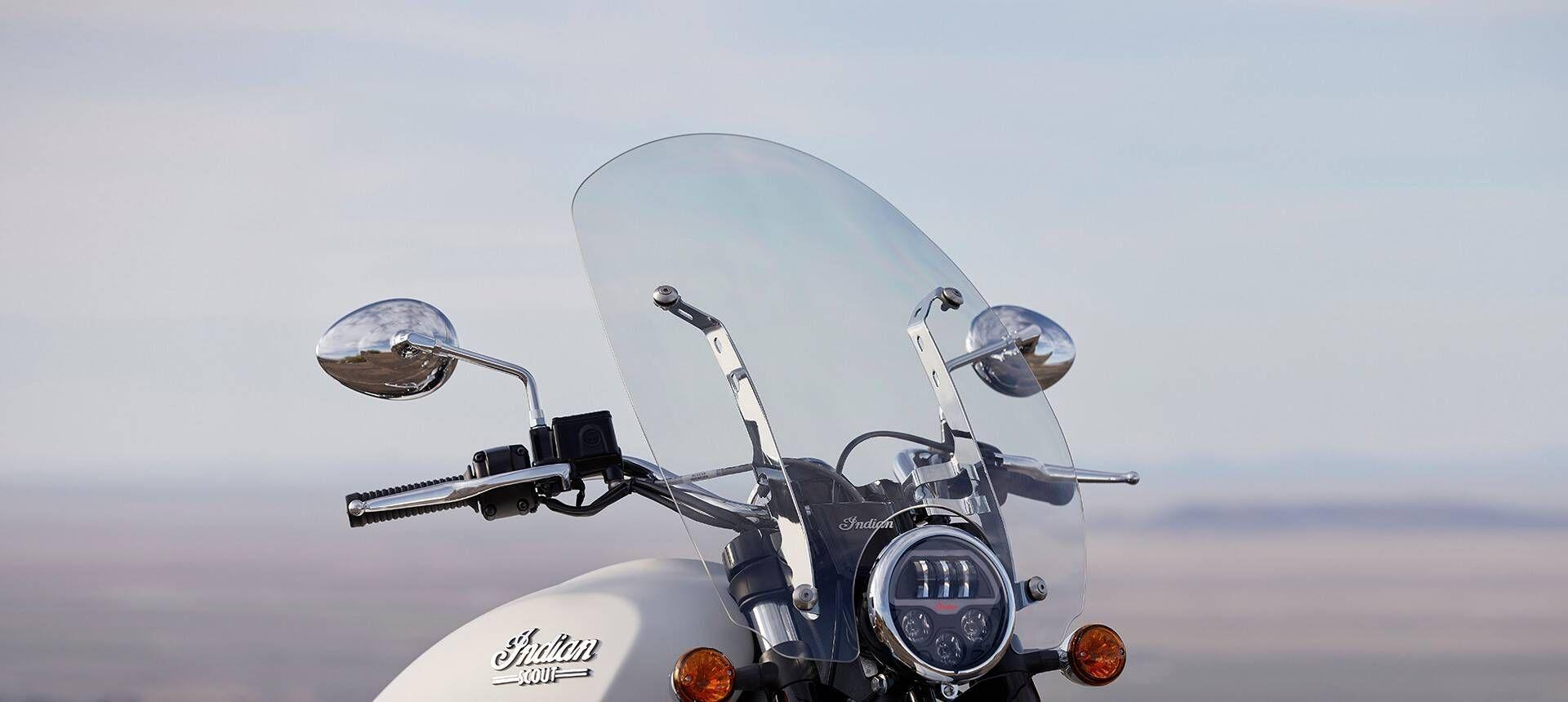 Мотоцикл Indian Scout White Smoke 2020 - 6
