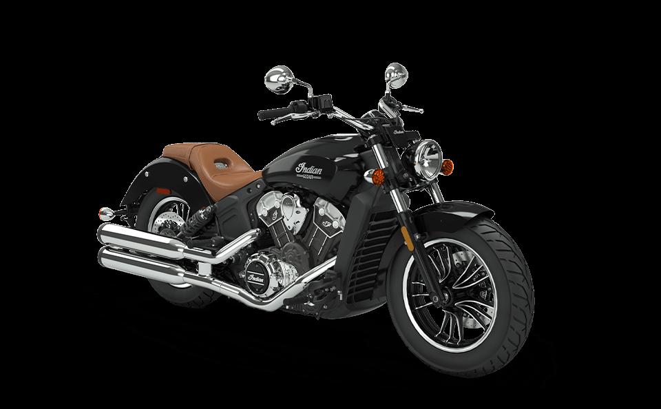 Мотоцикл Indian Scout Thunder Black 2020 - 1