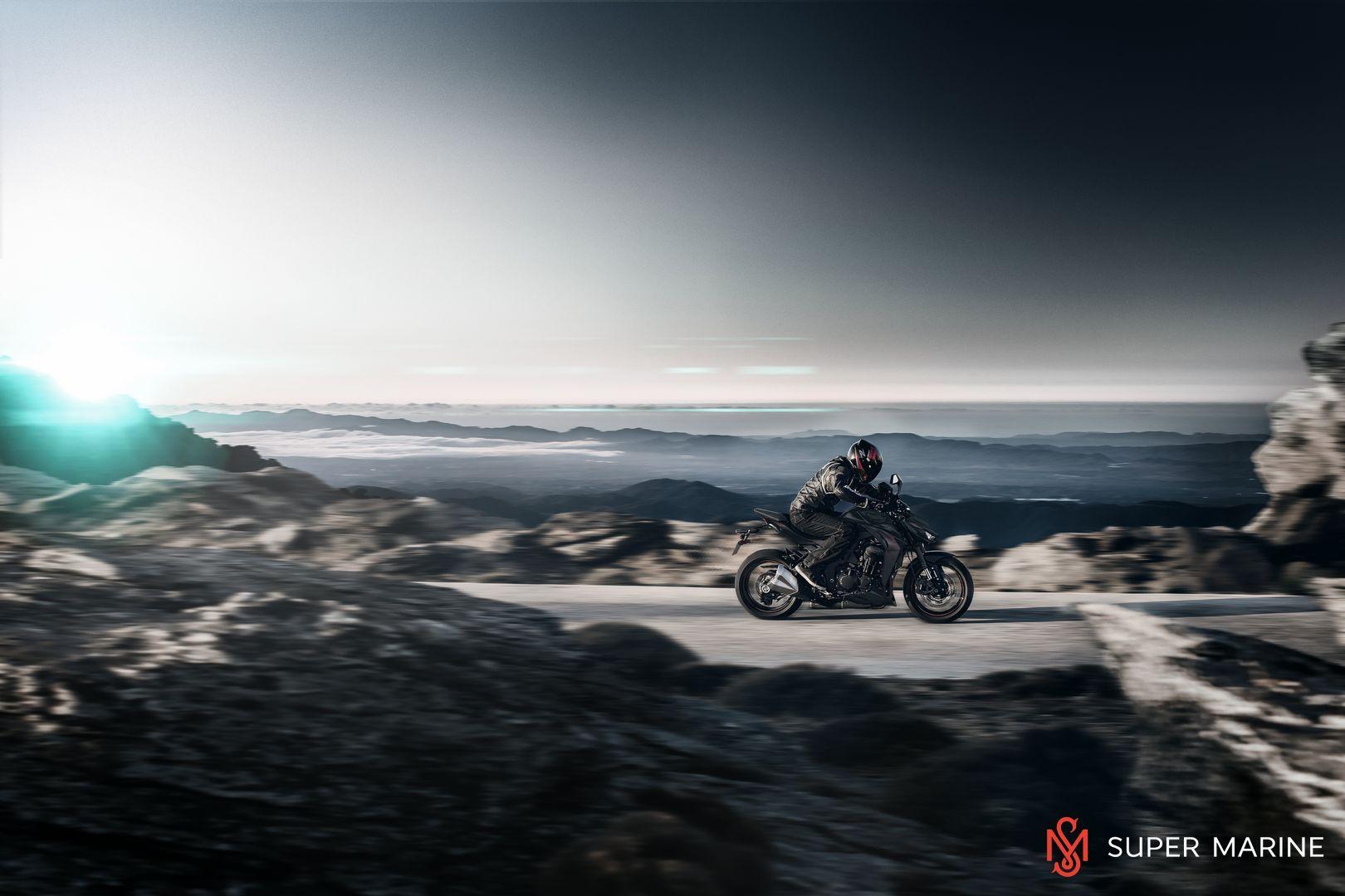 Мотоцикл Kawasaki Z1000 Черный 2020 - 7