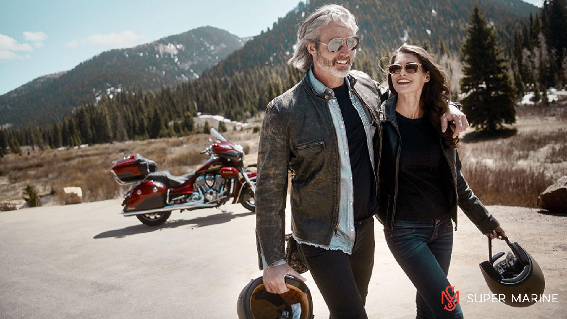 Мотоцикл Indian Roadmaster Elite 2019 - 3