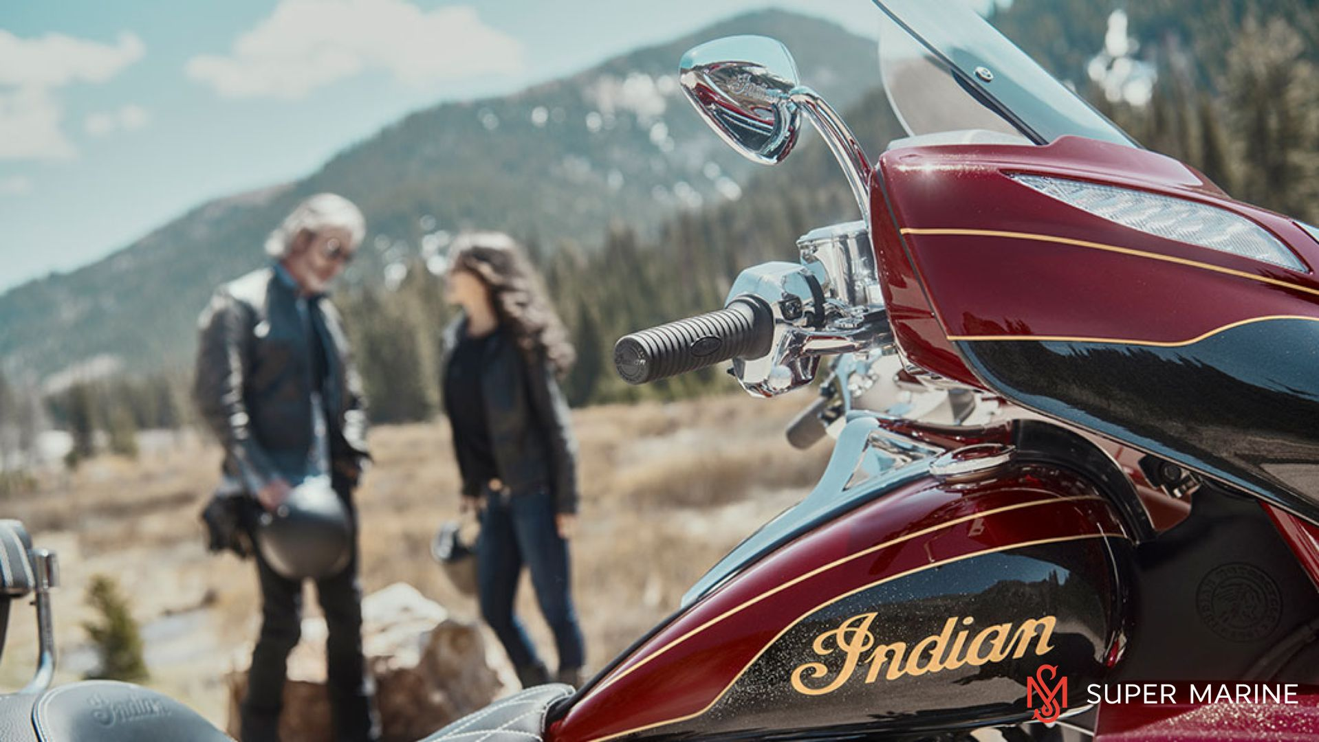 Мотоцикл Indian Roadmaster Elite 2019 - 6