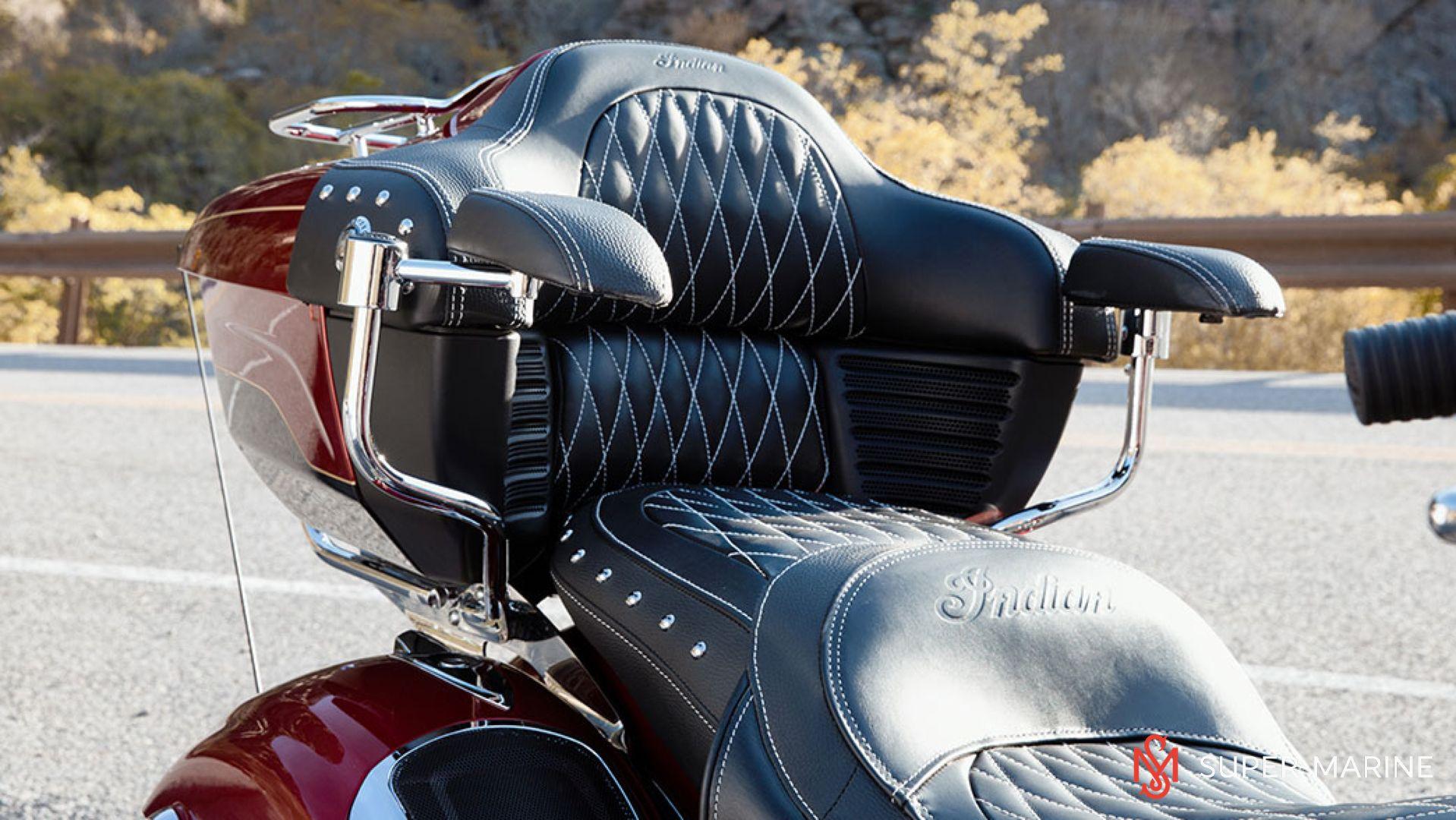 Мотоцикл Indian Roadmaster Elite 2019 - 7