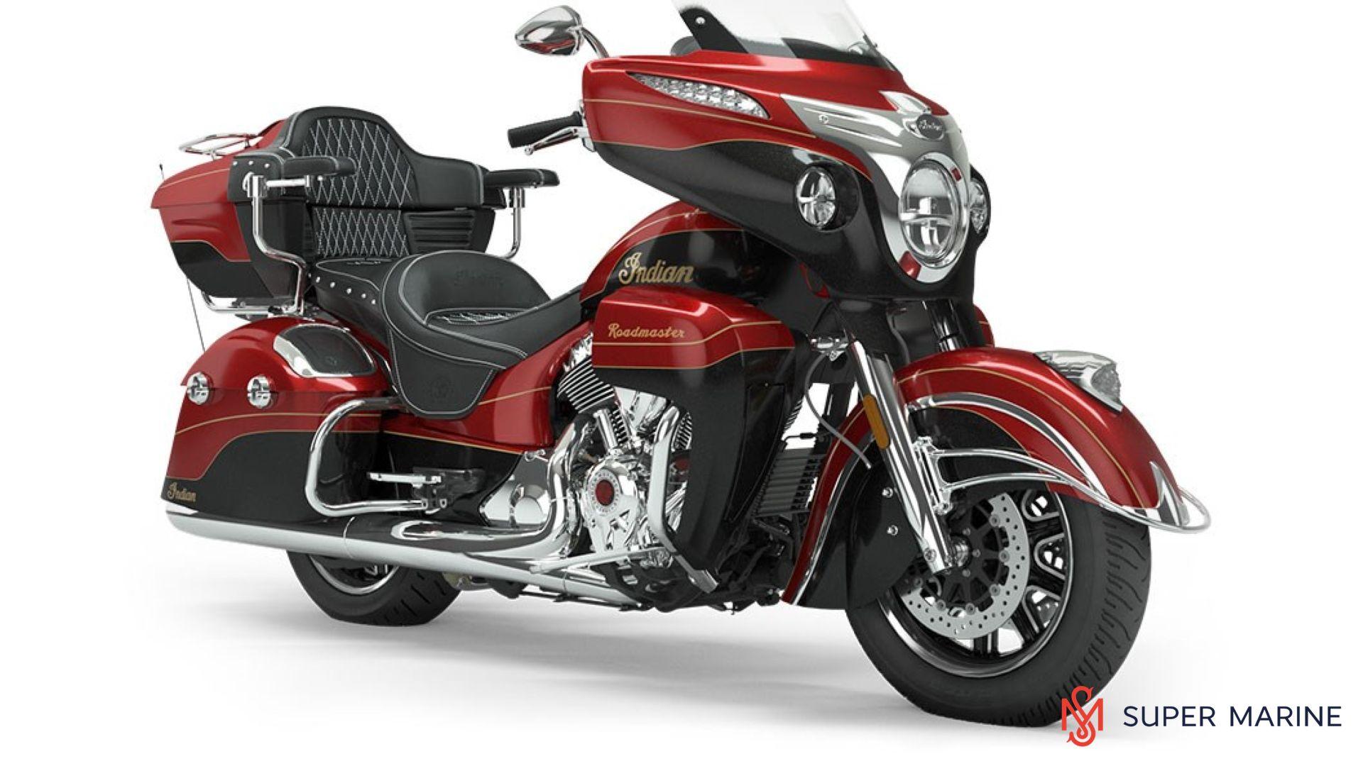 Мотоцикл Indian Roadmaster Elite 2019 - 1
