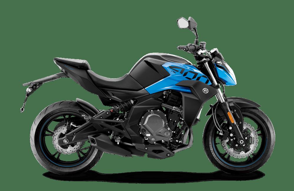 Мотоцикл CFMOTO 400 NK (ABS) - 1