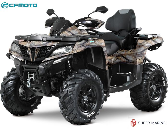 Квадроцикл CFMOTO CFORCE 800 HO EPS (X8 H.O.EPS) - 1