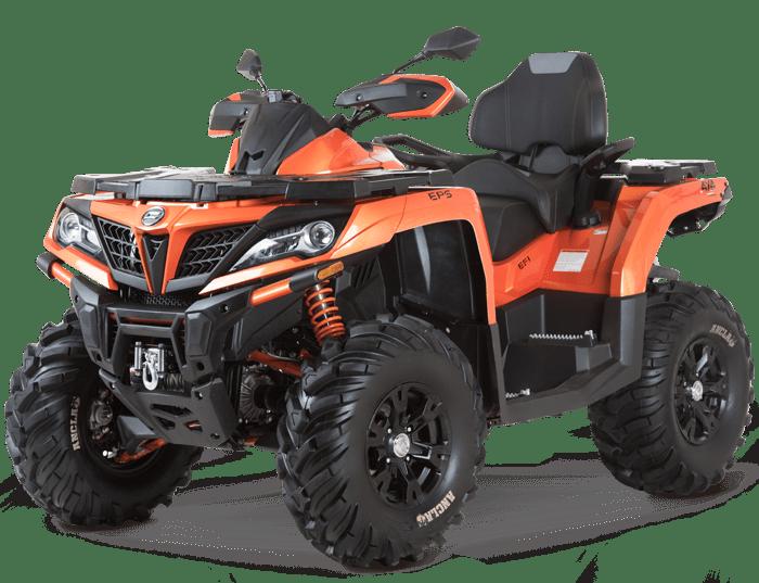 Квадроцикл CFMOTO CFORCE 1000 EPS (X10 EPS) - 1