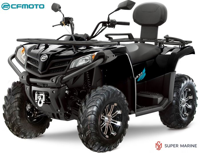 Квадроцикл CFMOTO CFORCE 400L EPS (X4 EPS) - 1