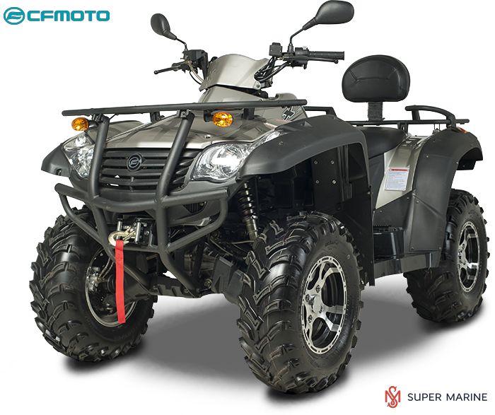 Квадроцикл CFMOTO X5 Classic - 1