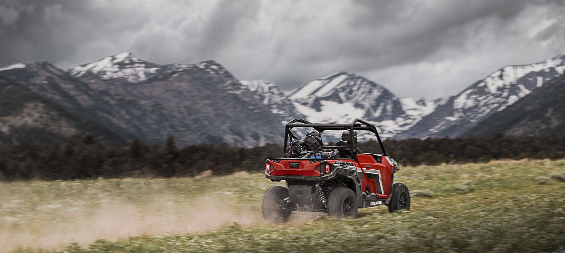 Мотовездеход Polaris GENERAL 1000 EPS Premium 2019 - 13