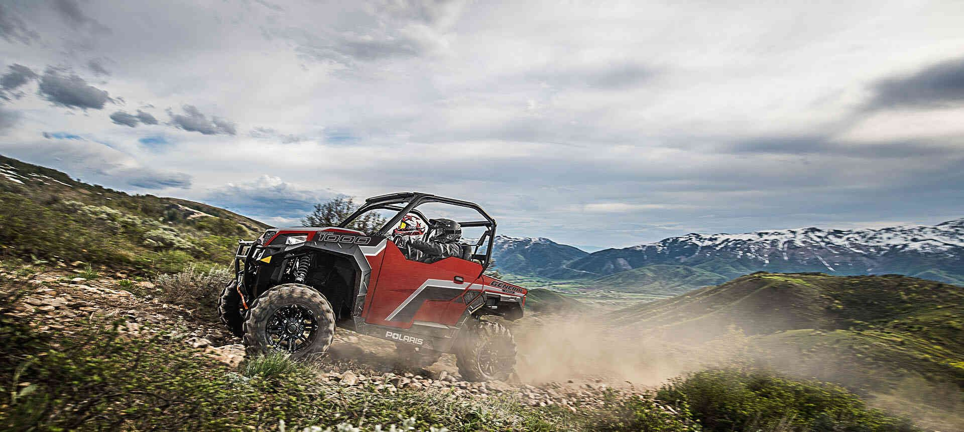 Мотовездеход Polaris GENERAL 1000 EPS Premium 2019 - 11