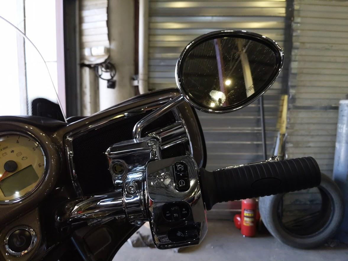 Мотоцикл Indian Roadmaster Polished Bronze / Thunder Black 2019 с пробегом 2100км - 23