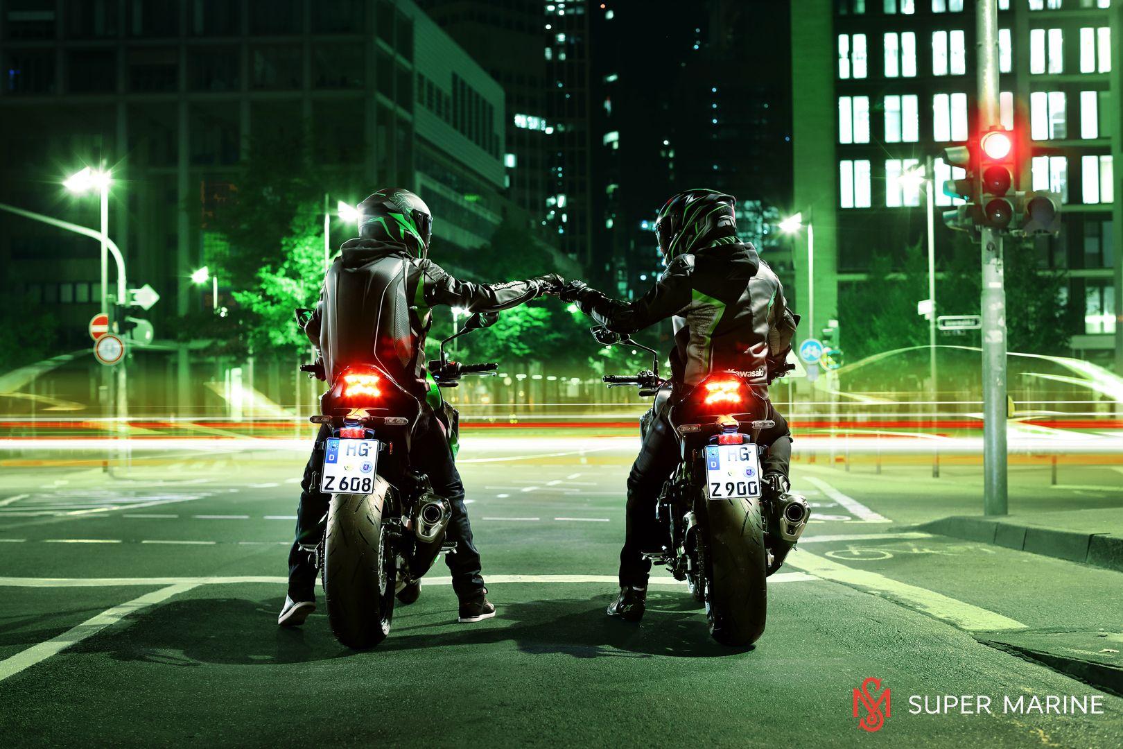 Мотоцикл Kawasaki Z900 ABS Чёрный 2020 - 16