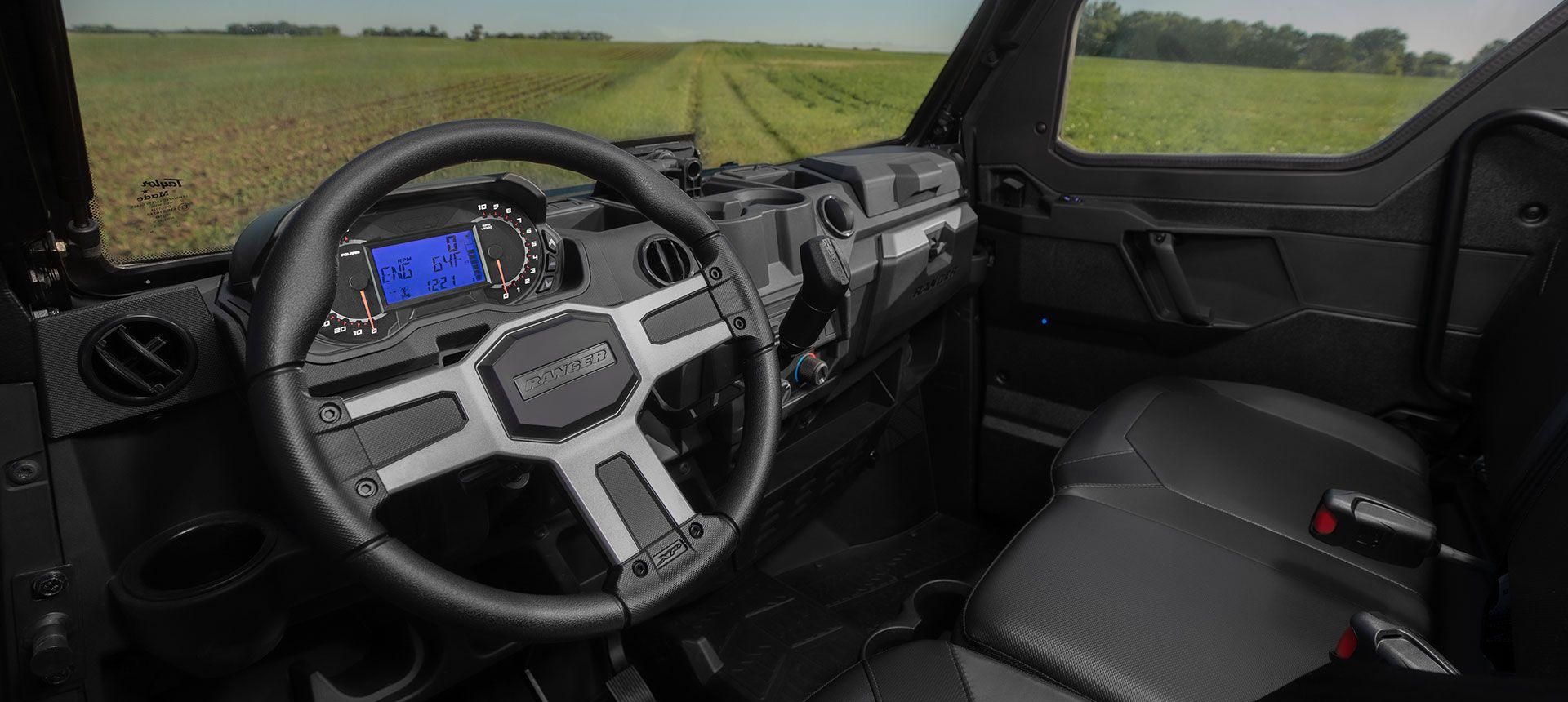 Мотовездеход Polaris RANGER CREW XP 1000 Premium Polaris Pursuit Camo 2020 - 12