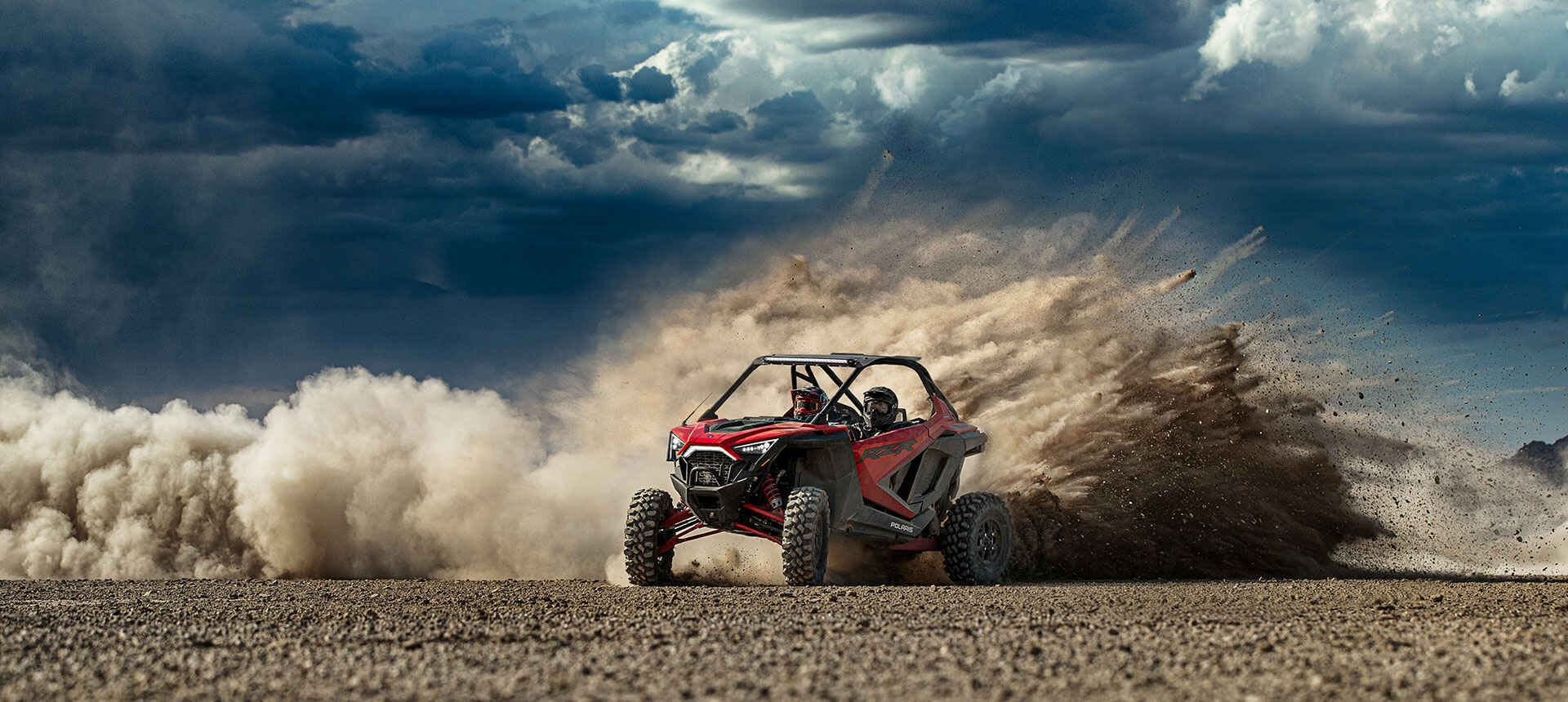 Мотовездеход Polaris RZR PRO XP® Ultimate White Lightning 2020 - 16