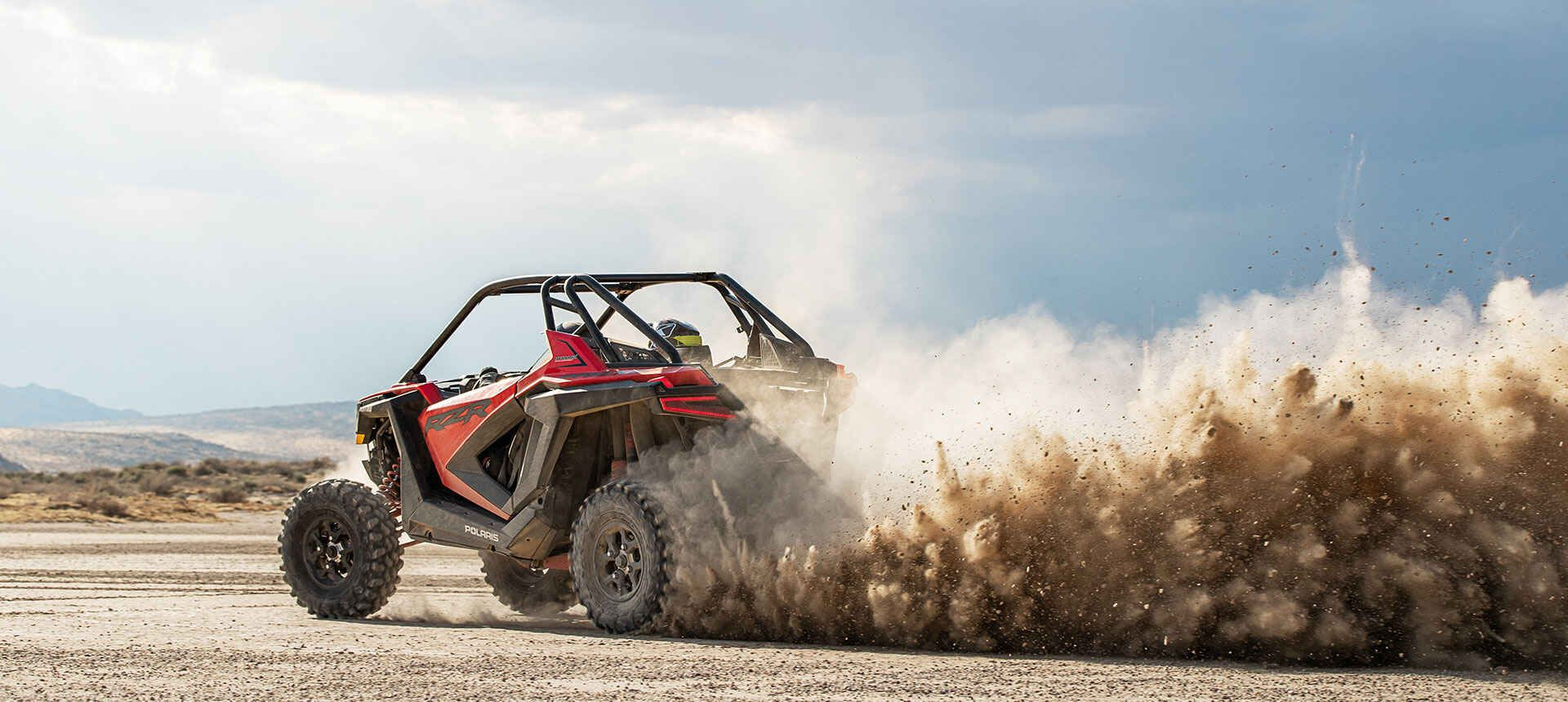 Мотовездеход Polaris RZR PRO XP® Ultimate White Lightning 2020 - 17