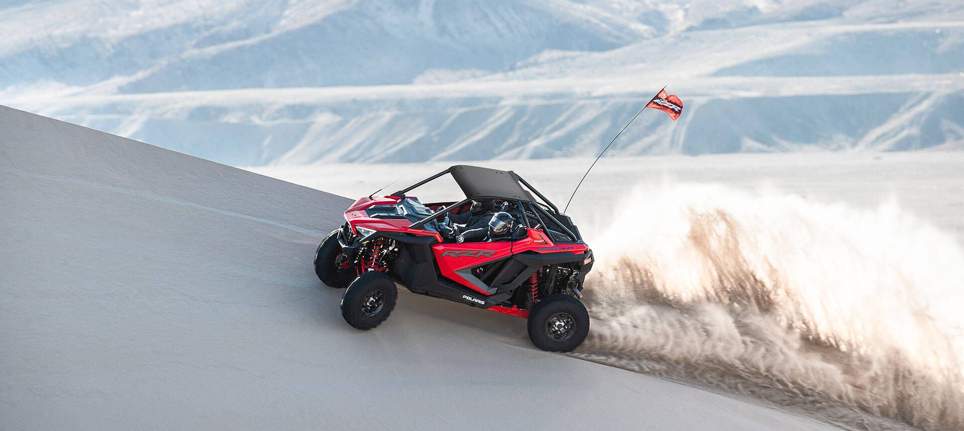 Мотовездеход Polaris RZR PRO XP® Ultimate White Lightning 2020 - 22