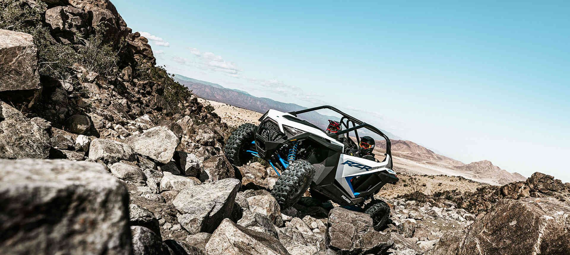 Мотовездеход Polaris RZR PRO XP® Ultimate White Lightning 2020 - 11