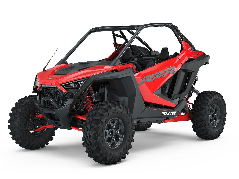 Мотовездеход Polaris RZR PRO XP® Ultimate Indy Red 2020 - 1