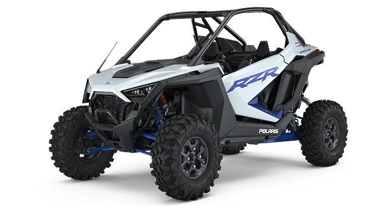 Мотовездеход Polaris RZR PRO XP® Ultimate White Lightning 2020 - 2