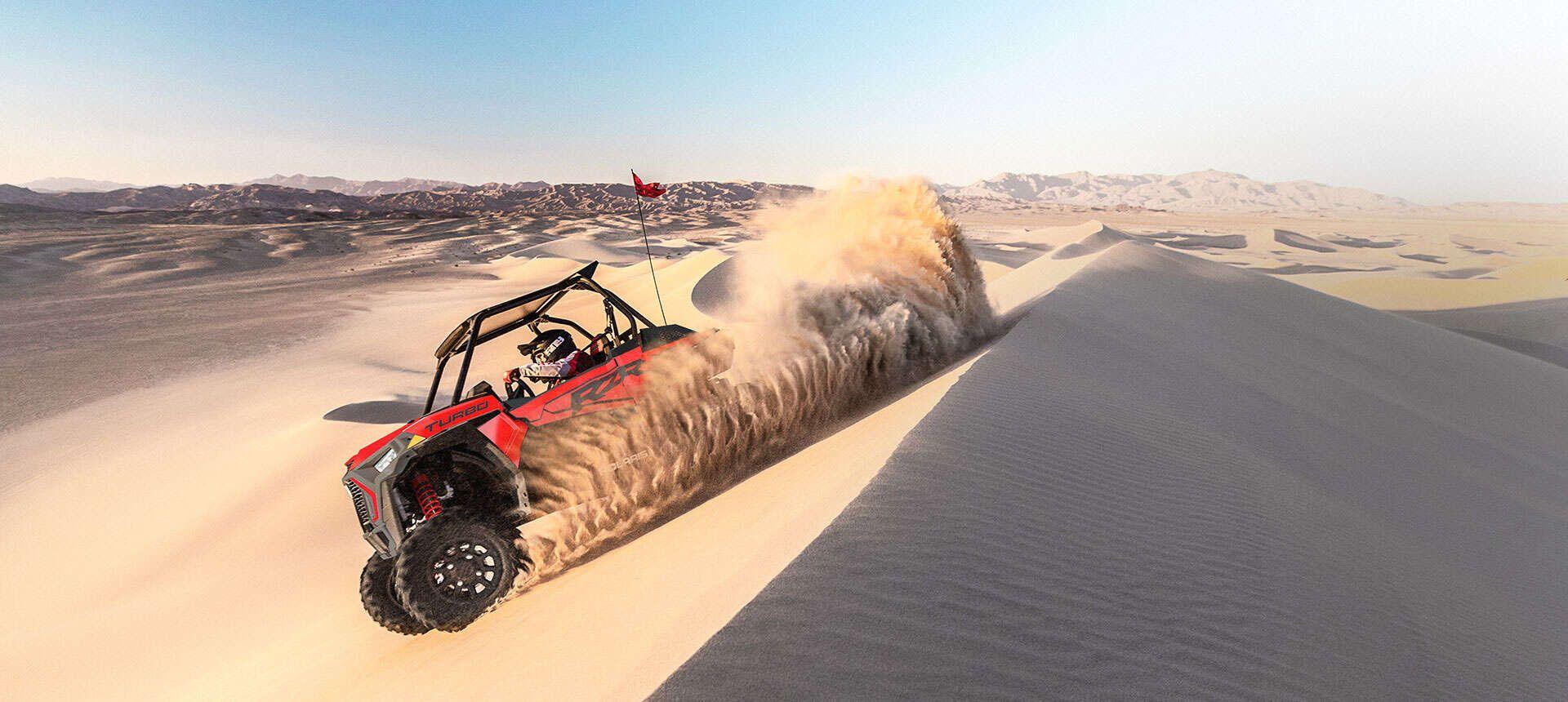 Мотовездеход Polaris RZR XP® Turbo Stealth Black 2020 - 12