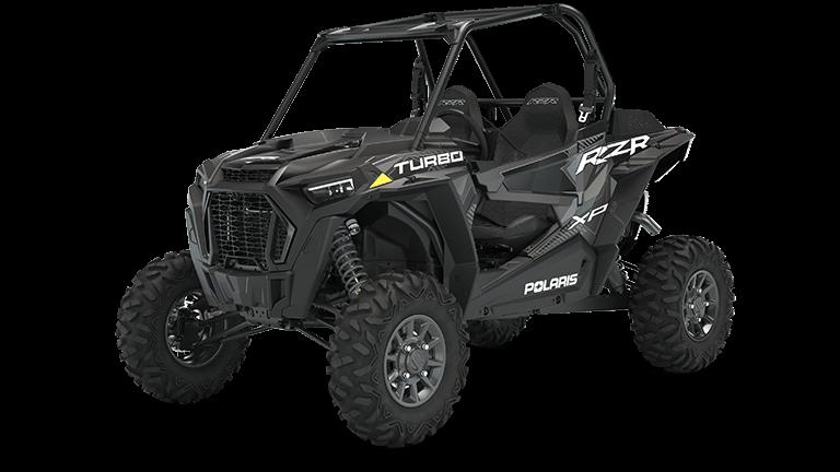 Мотовездеход Polaris RZR XP® Turbo Stealth Black 2020 - 1